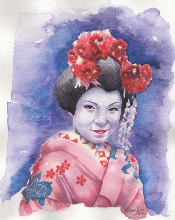 Watercolor Copic
