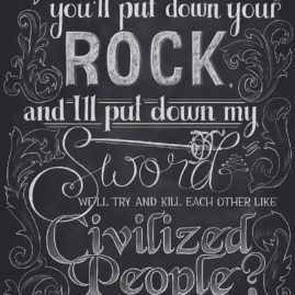Civilized People