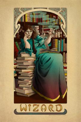 La Magicien