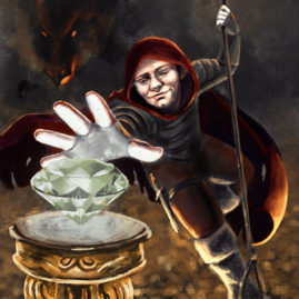 The Halfling Thief